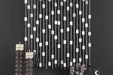uttermost mirrored wall decor