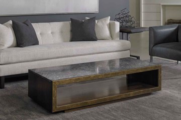 precedent open coffee table