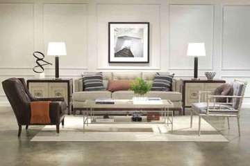 vanguard living room furniture with classic lines