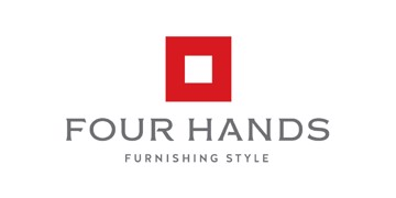 four hands furnishing style logo