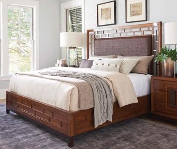 coastal style bed