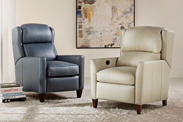 leather motion chairs
