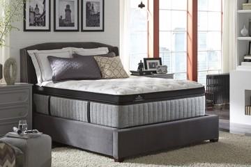 Kingsdown deluxe mattresses