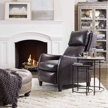 Bradington Young leather reclining furniture