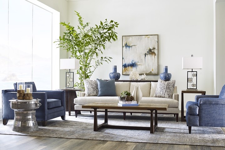 living room from echoes collection