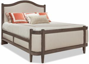 Thumbnail of Durham Furniture - Grand Upholstered Bed, Queen