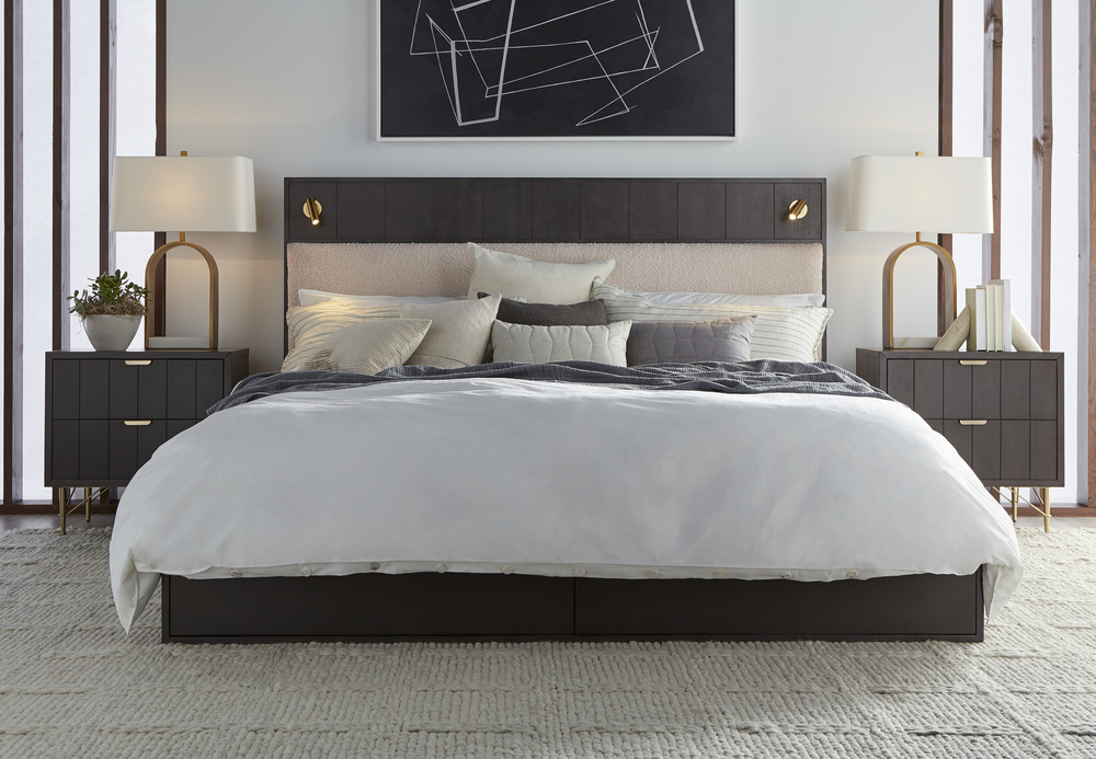 A.R.T. Furniture - Faber King Platform Storage Bed