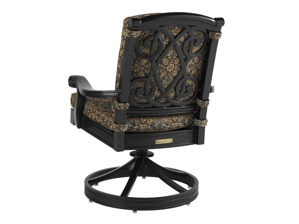 Lexington - Kingstown Swivel Rocker Dining Chair