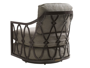 Thumbnail of Lexington - Royal Kahala Black Sands Swivel Tub Chair