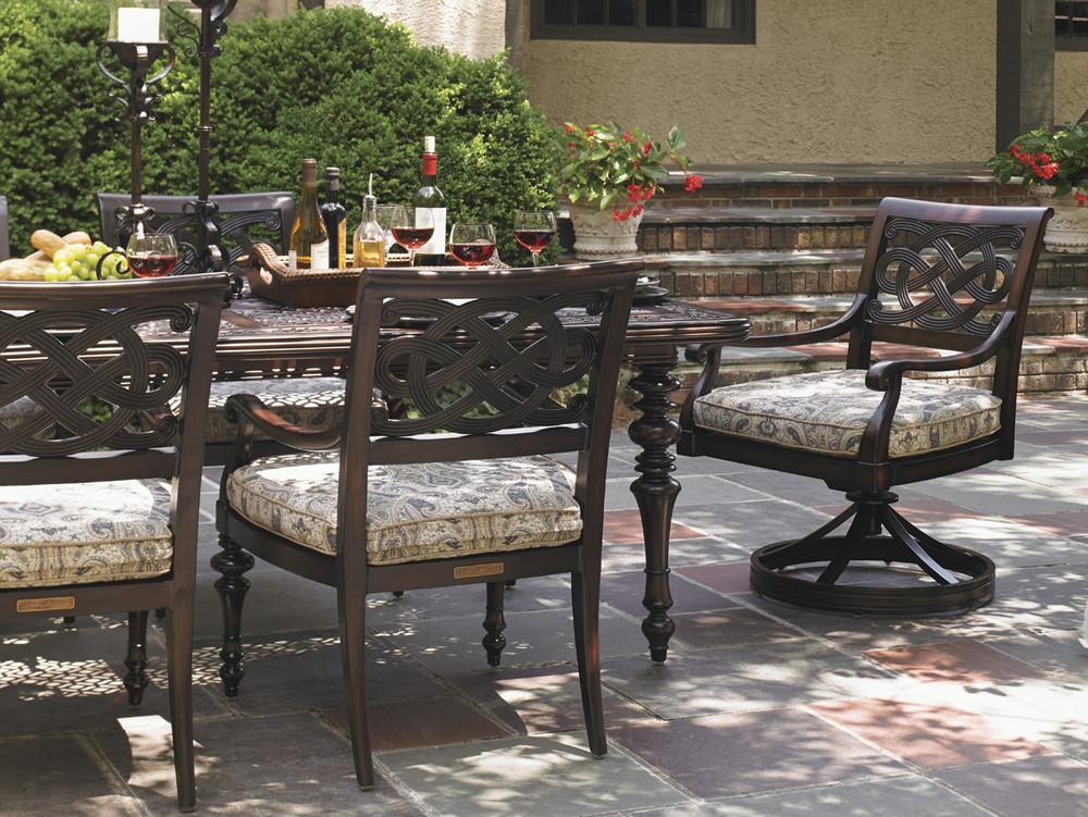 Lexington - Royal Kahala Black Sands Dining Chair
