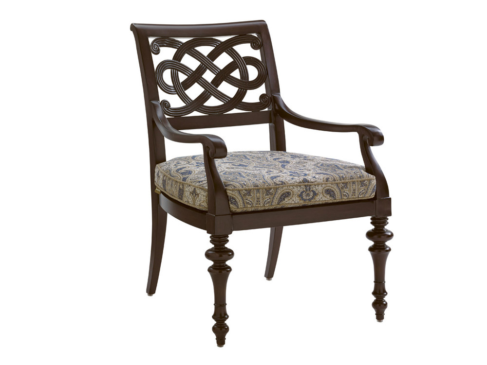 Lexington - Royal Kahala Black Sands Dining Chair