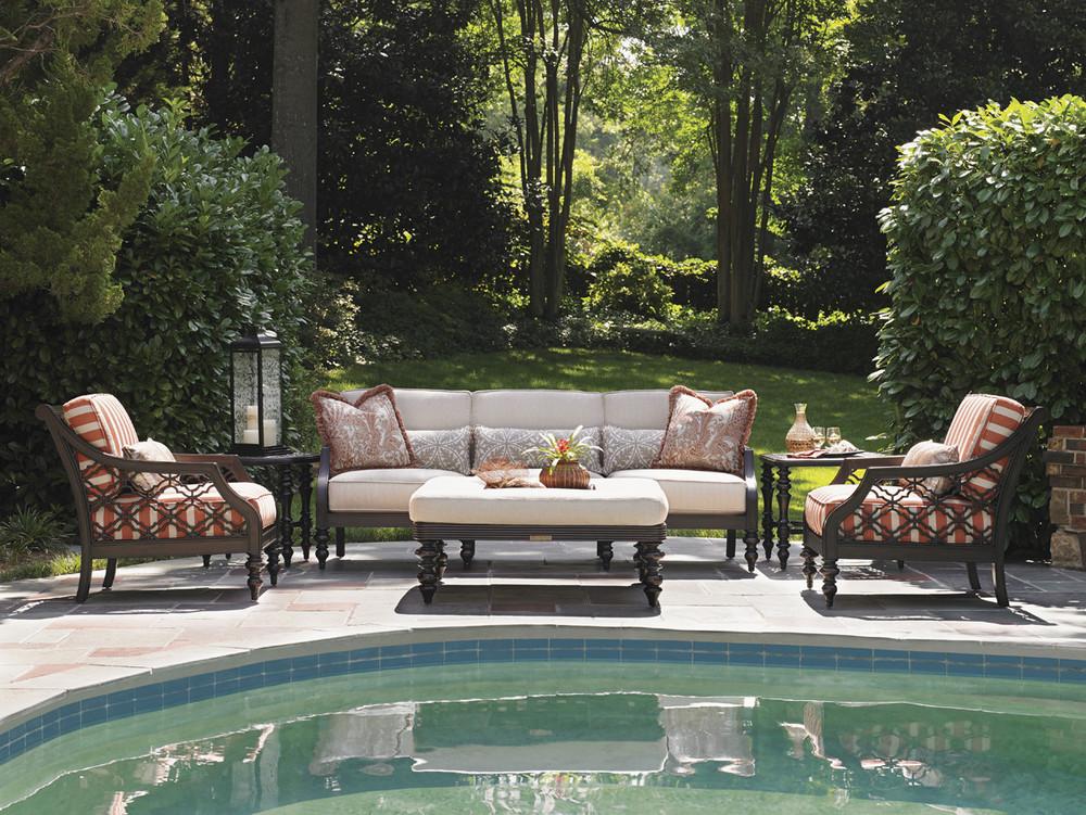 Lexington - Royal Kahala Black Sands Lounge Chair