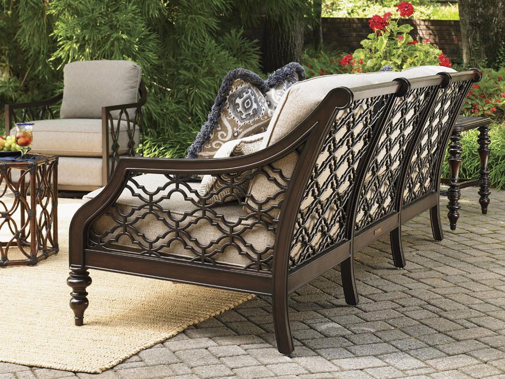 Lexington - Royal Kahala Black Sands Sofa