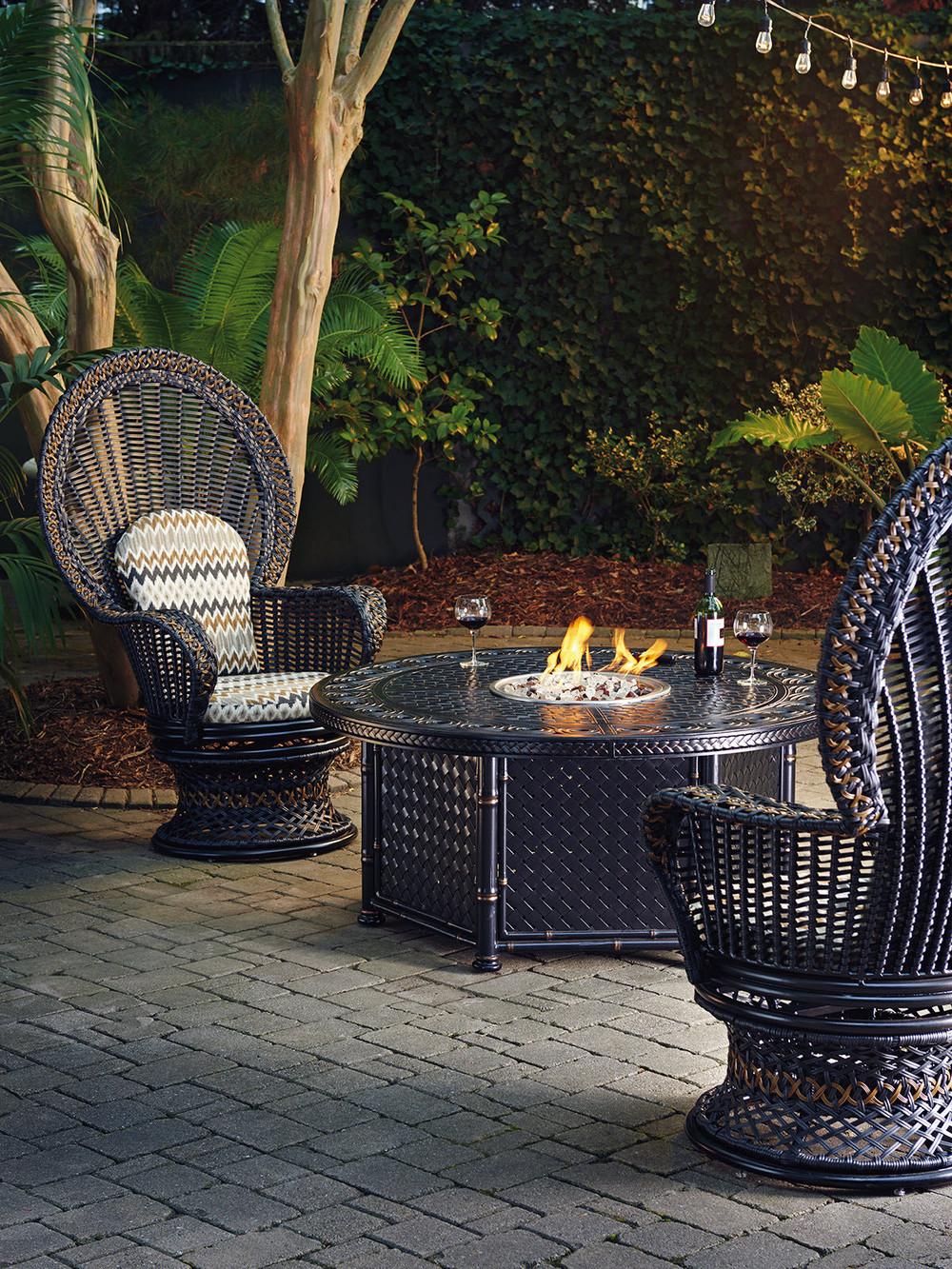 Lexington - Marimba Swivel Fan Chair