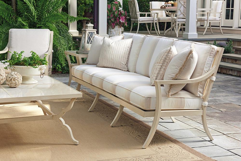 Lexington - Misty Garden Sofa