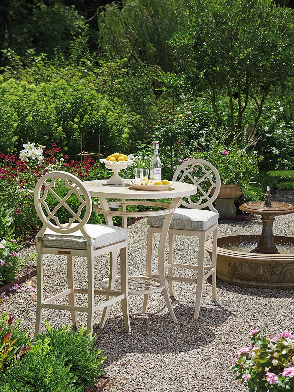 Lexington - Misty Garden Bar Stool