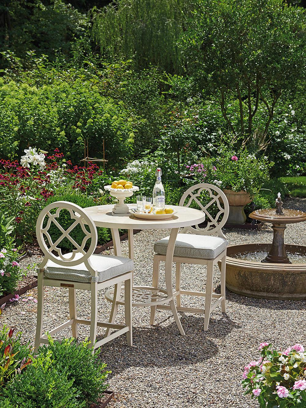 Lexington - Misty Garden Counter Stool