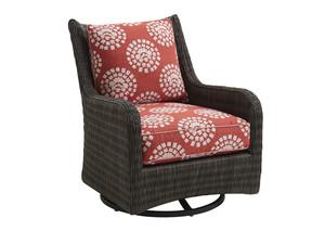 Thumbnail of Lexington - Cypress Point Ocean Terrace Occasional Swivel Glider Chair