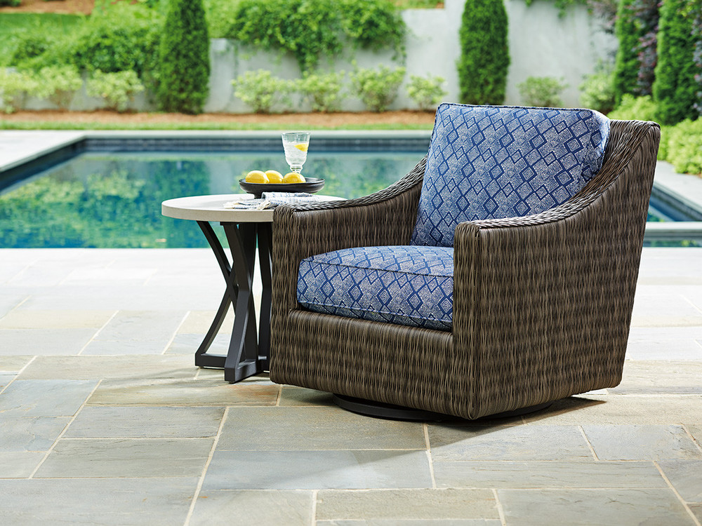 Lexington - Cypress Point Ocean Terrace Swivel Glider Lounge Chair