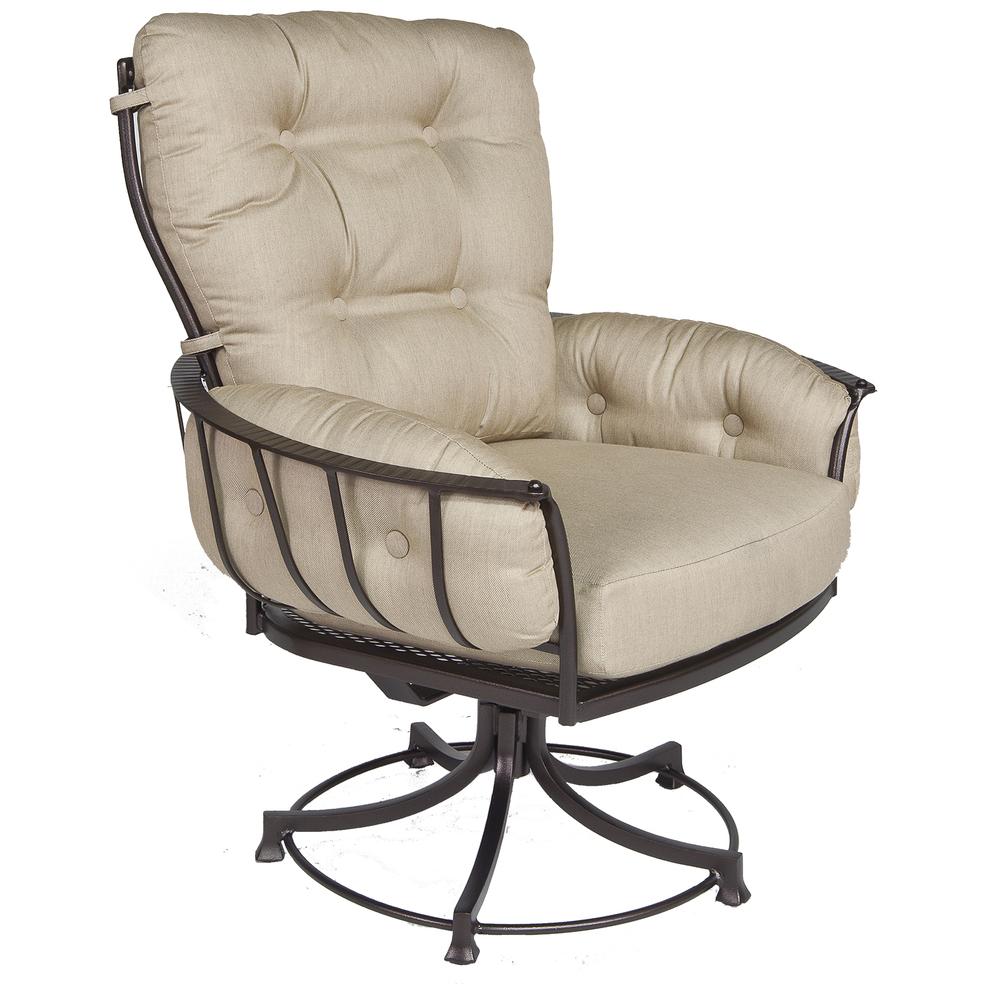 O.W. Lee - Mini Swivel Rocker Lounge Chair