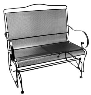 Thumbnail of O.W. Lee - Settee Glider