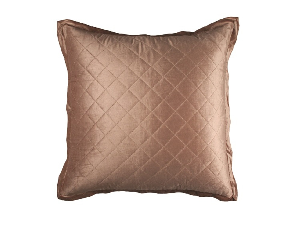 Lili Alessandra - Chloe Diamond Quilted Euro Pillow