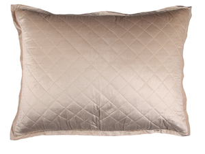Thumbnail of Lili Alessandra - Chloe Diamond Quilted Luxe Euro Pillow