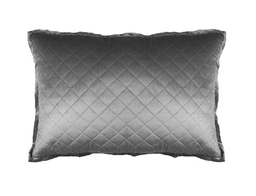 Lili Alessandra - Chloe Diamond Quilted Luxe Euro Pillow