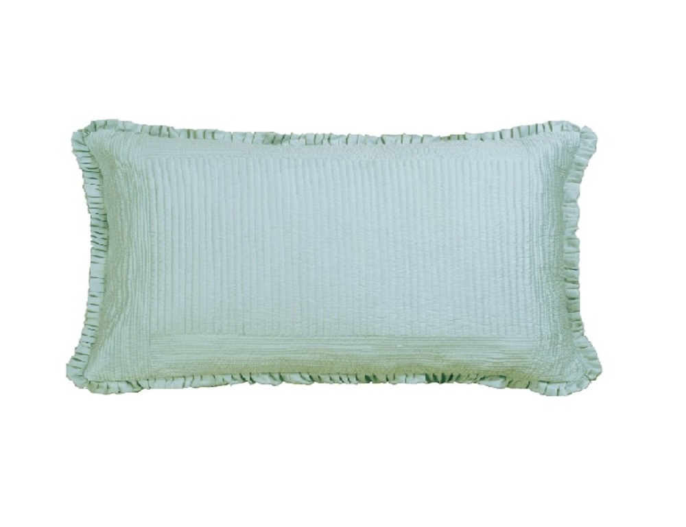 Lili Alessandra - Battersea Quilted King Pillow