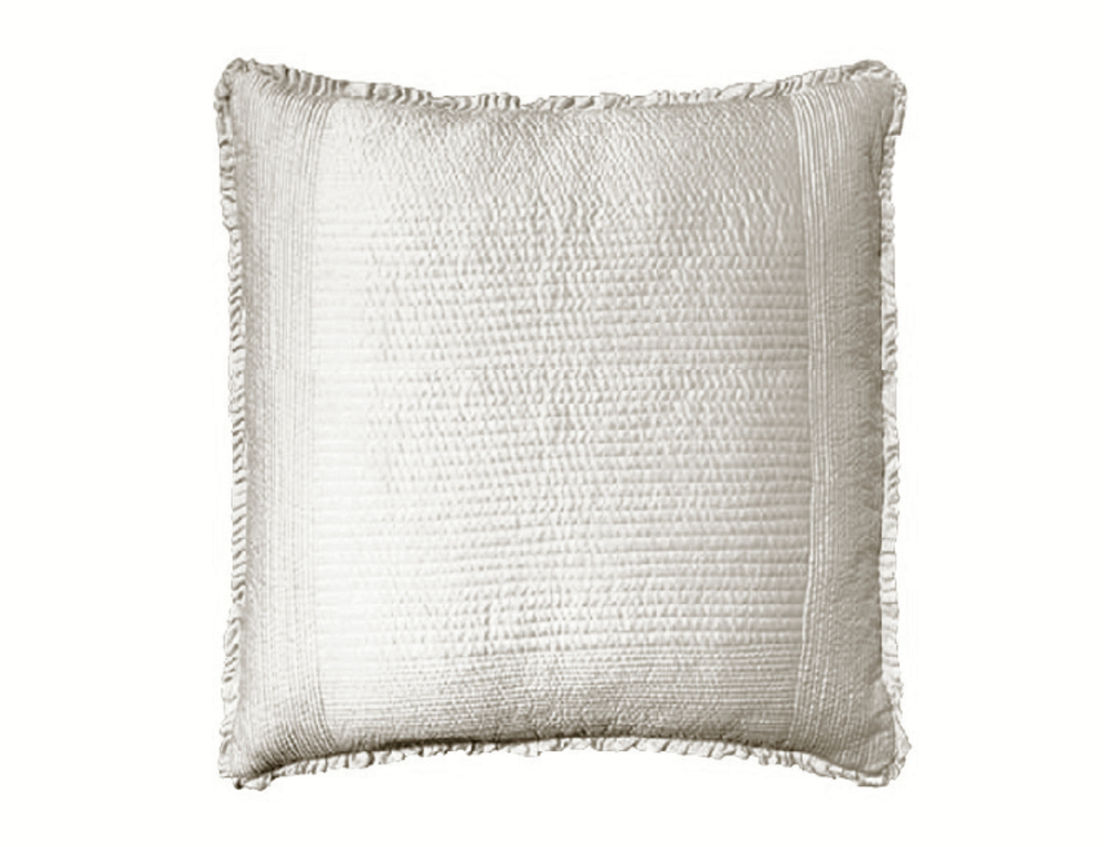Lili Alessandra - Battersea Quilted Euro Pillow