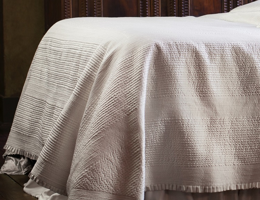 Lili Alessandra - Battersea King Quilted Bedspread