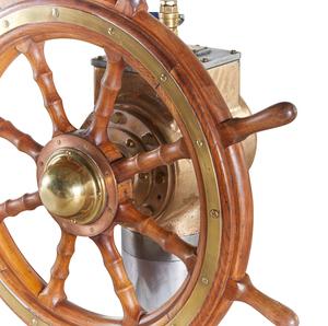 Thumbnail of GJ Styles - Brass & Aluminium Steering Machine