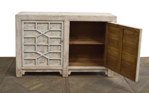 Thumbnail of GJ Styles - Lattice Front Two Door Cabinet