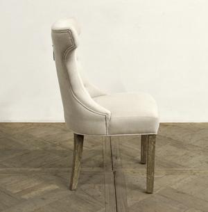 Thumbnail of GJ Styles - Scoop Back Tufted Side Chair