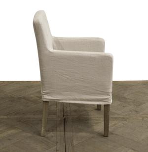 Thumbnail of GJ Styles - Slipcovered Arm Chair