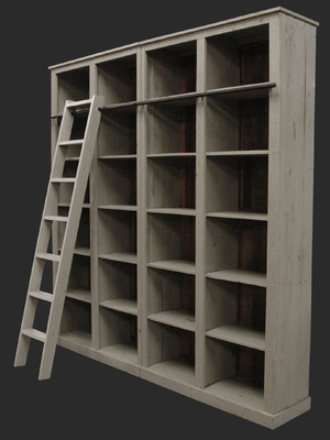 Thumbnail of GJ Styles - Luberon Bookcase, Boston Grey