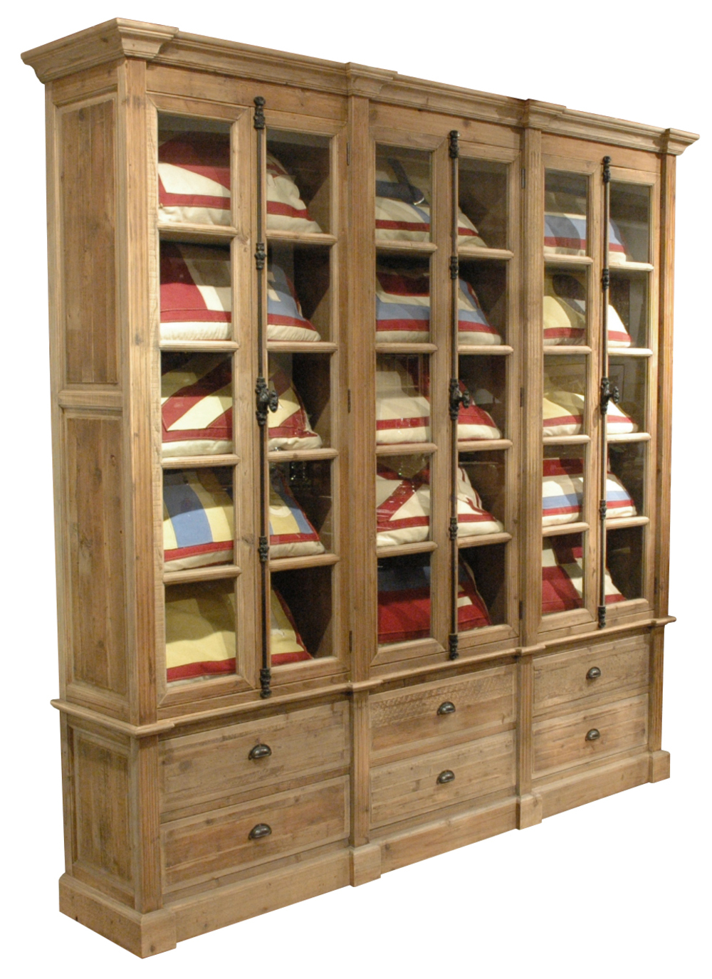 GJ Styles - Pine Bookcase