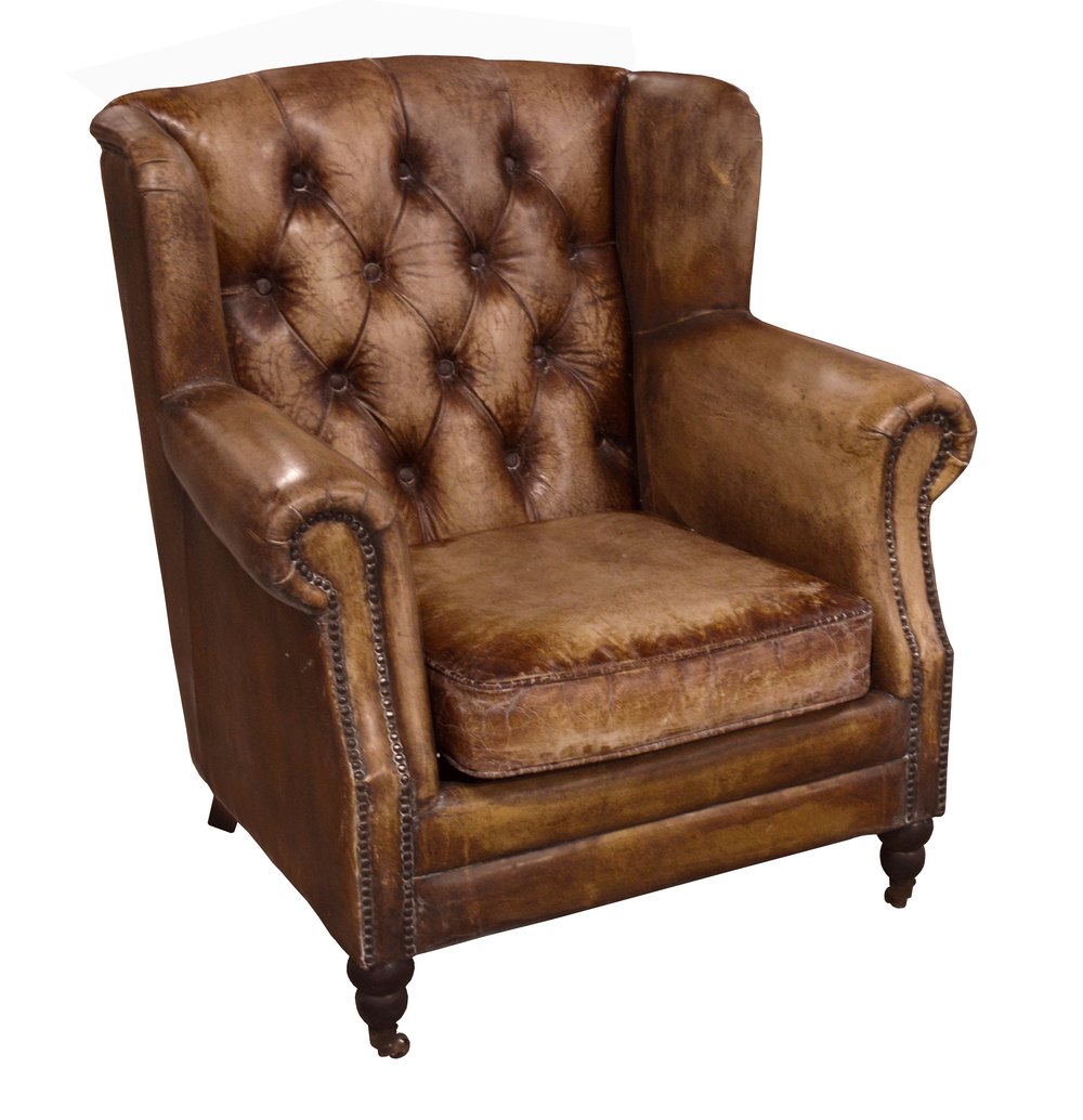GJ Styles - Florence Leather Arm Chair