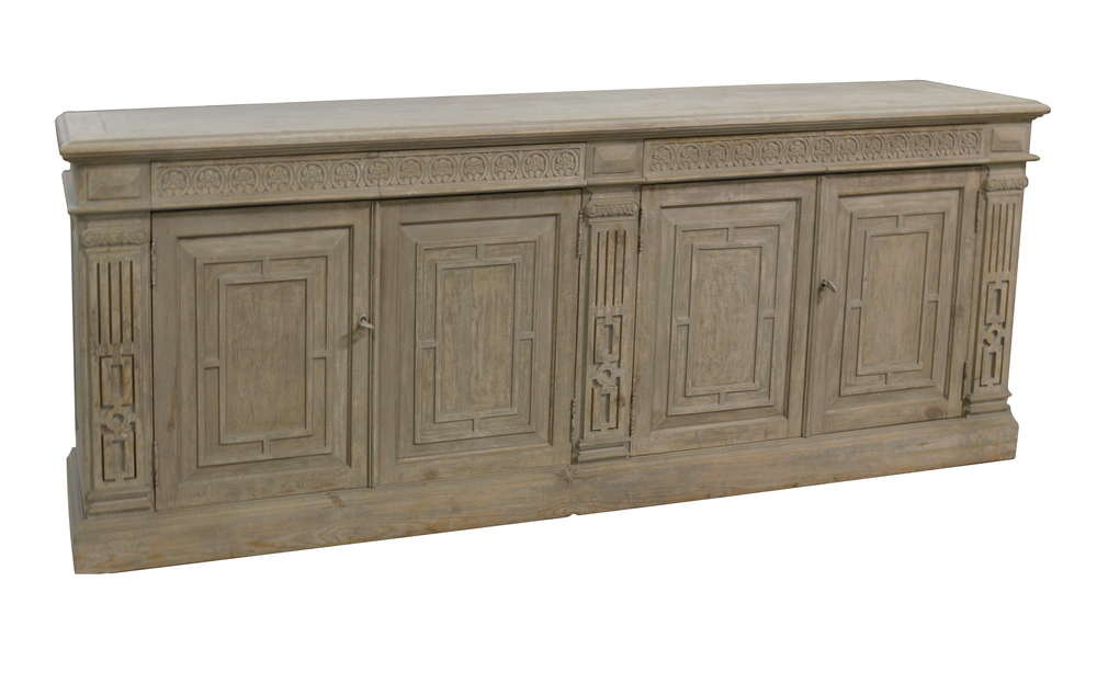 GJ Styles - Carved Sideboard