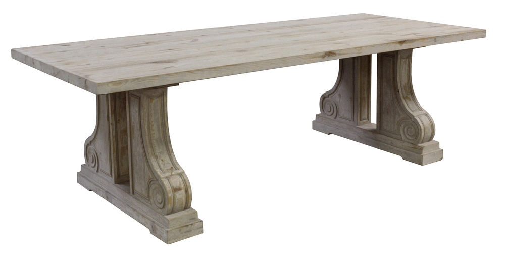 GJ Styles - Worthing Dining Table