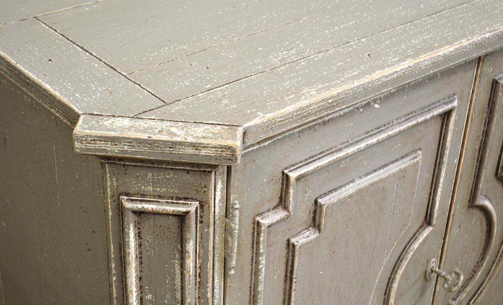 GJ Styles - Millom Four Door Sideboard