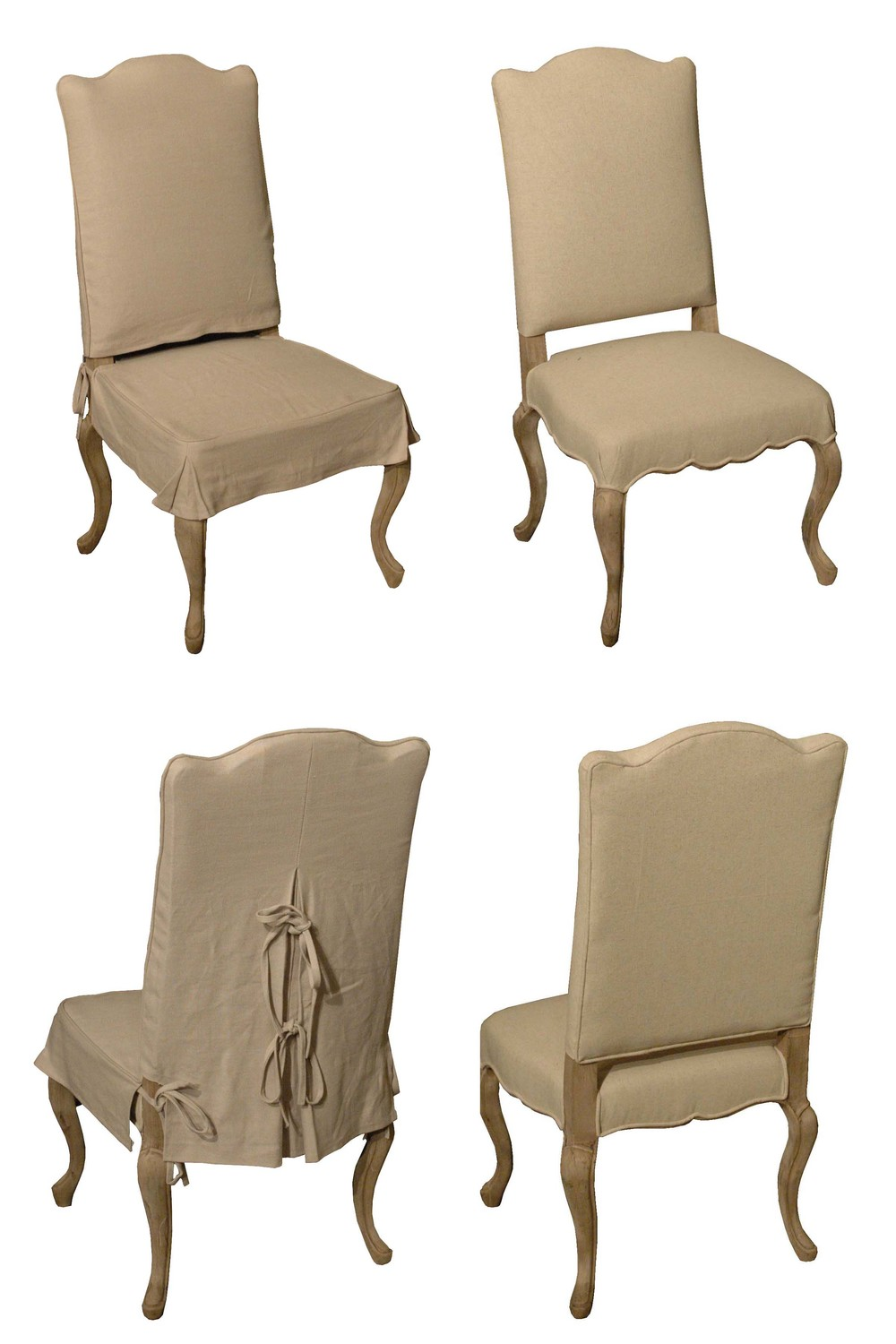 GJ Styles - Norma Dining Chair with Slip Cover