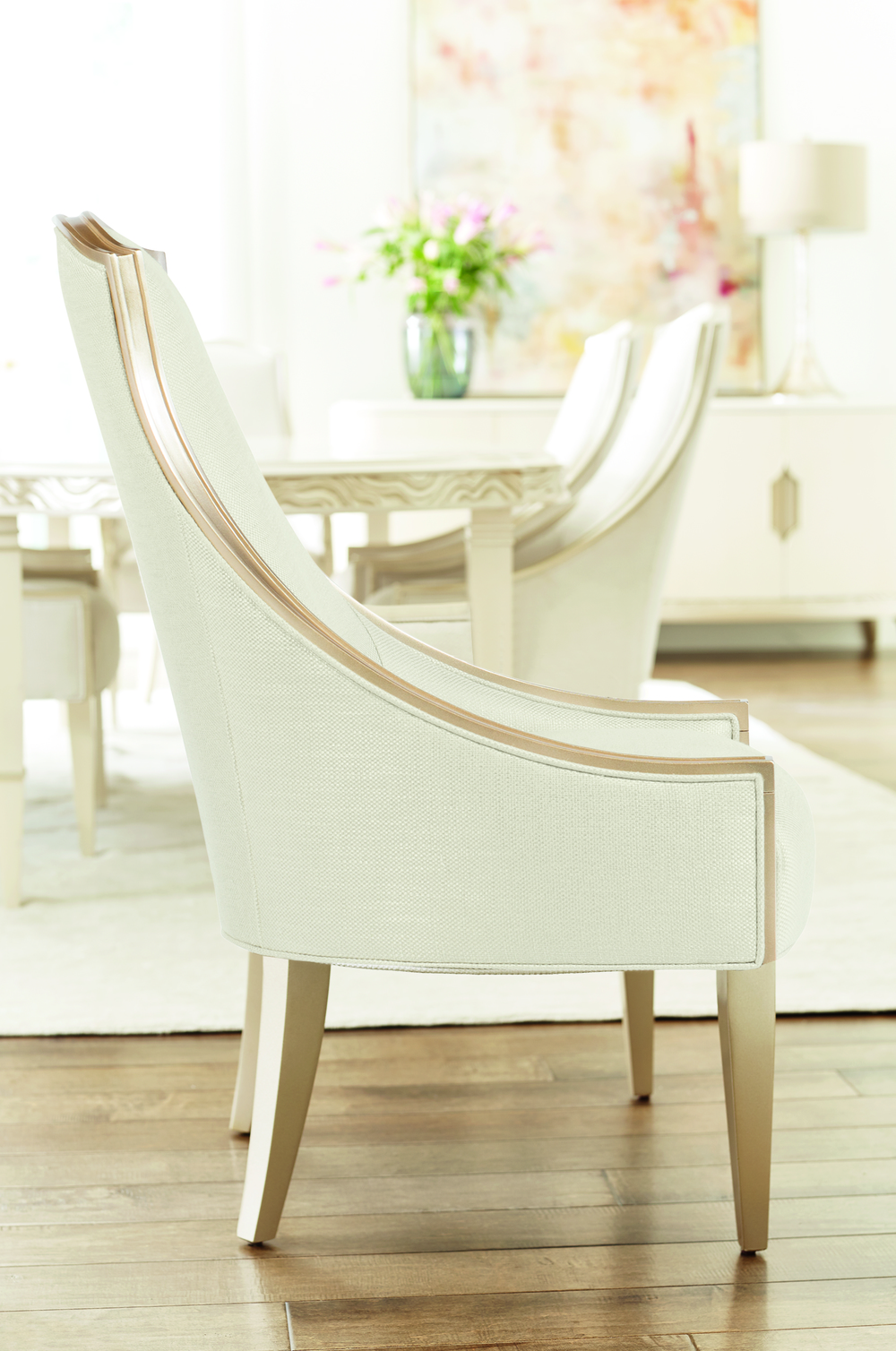 Caracole - Side Chair