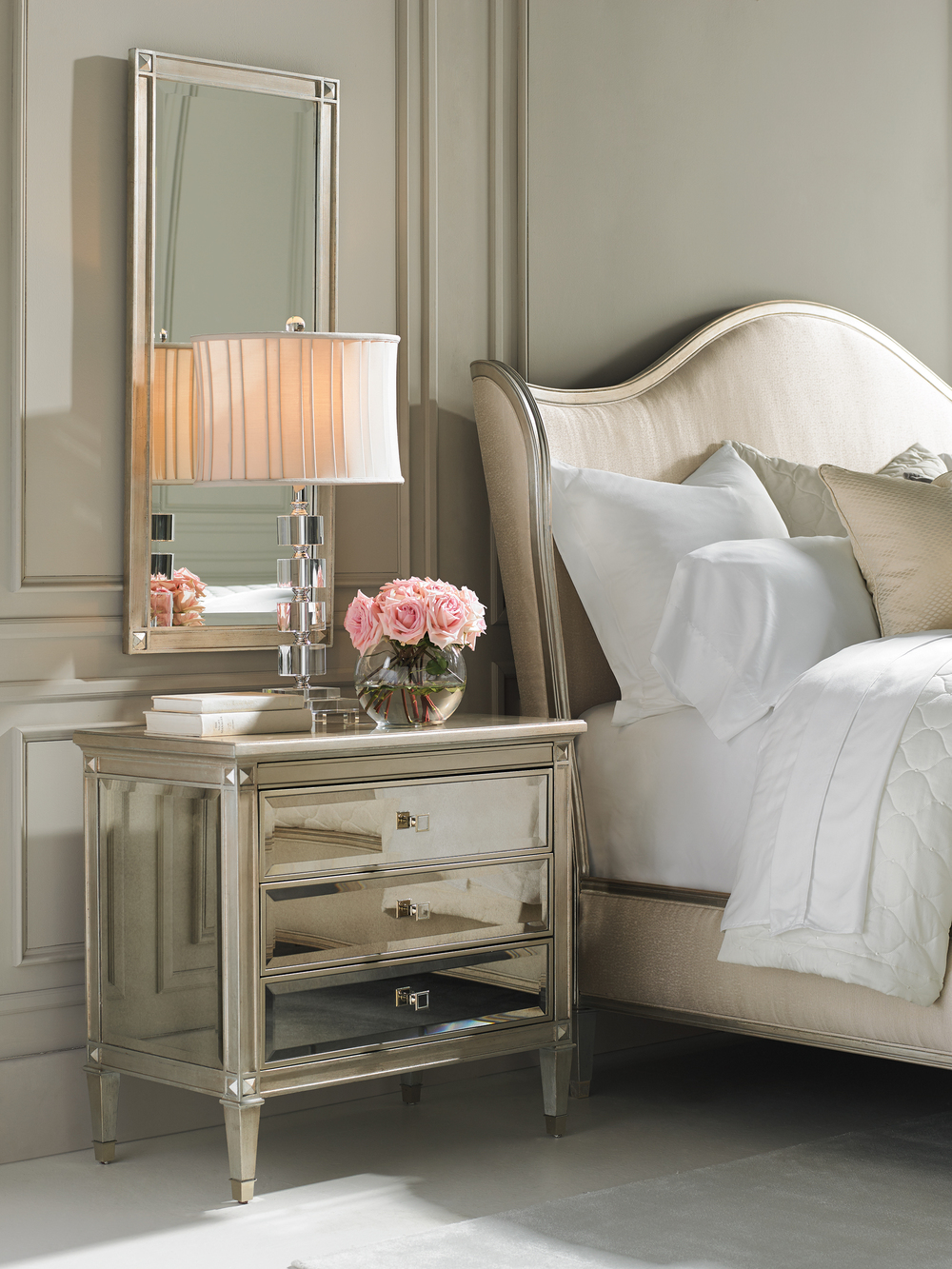 Caracole - A Classic Beauty Nightstand