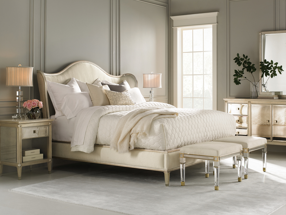Caracole - Bedtime Beauty King Bed