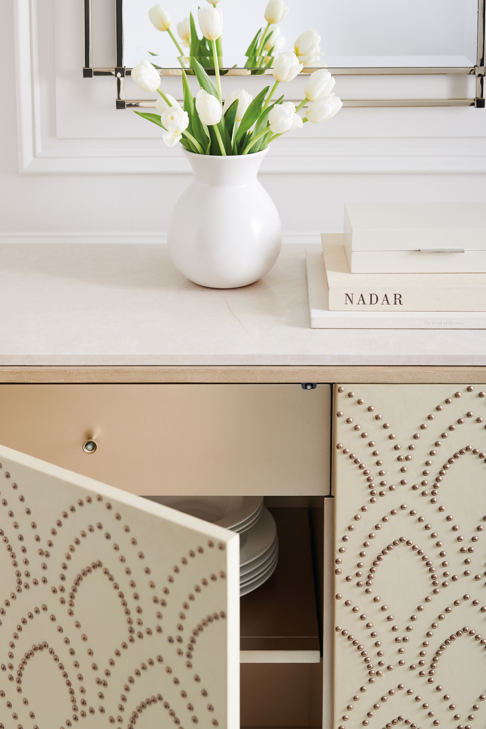 Caracole - Nailed It Cabinet