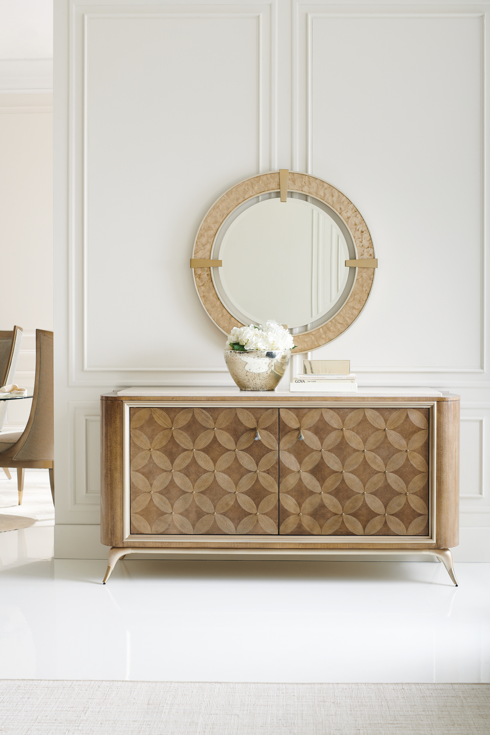Caracole - Pattern Play Sideboard