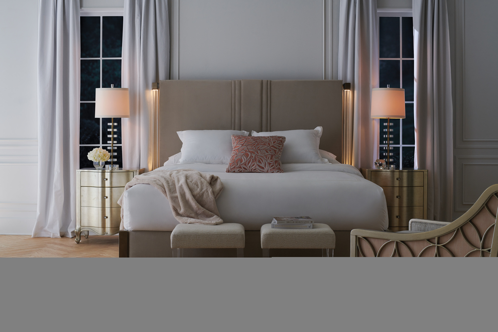 Caracole - Light Up Your Life King Bed