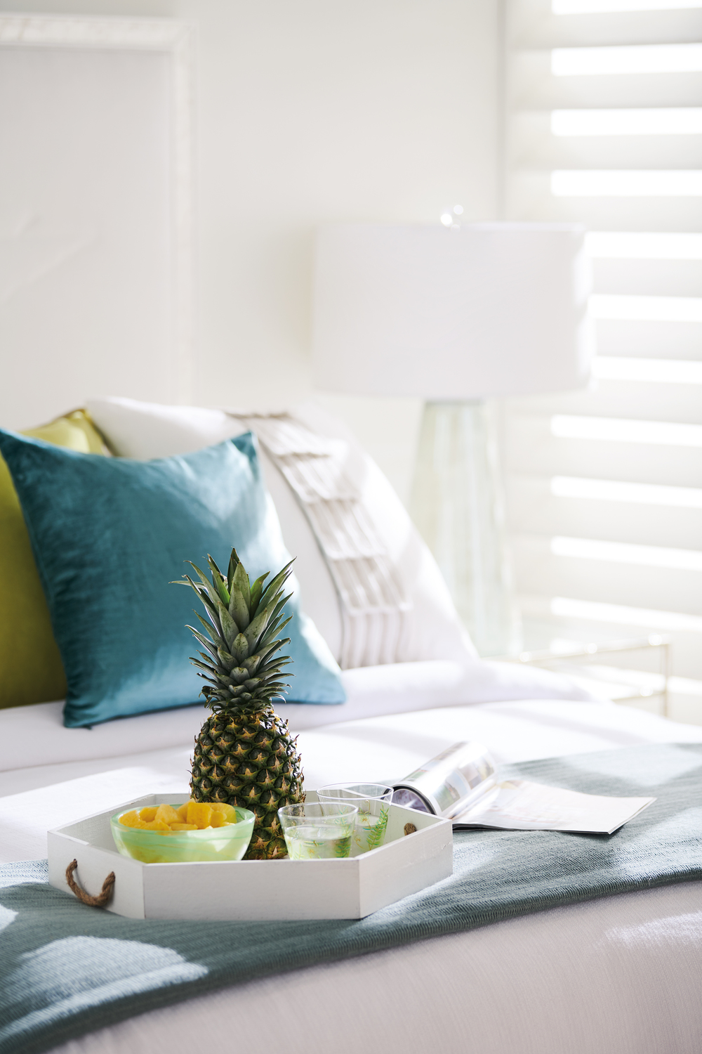 Caracole - Tropical Dream King Bed
