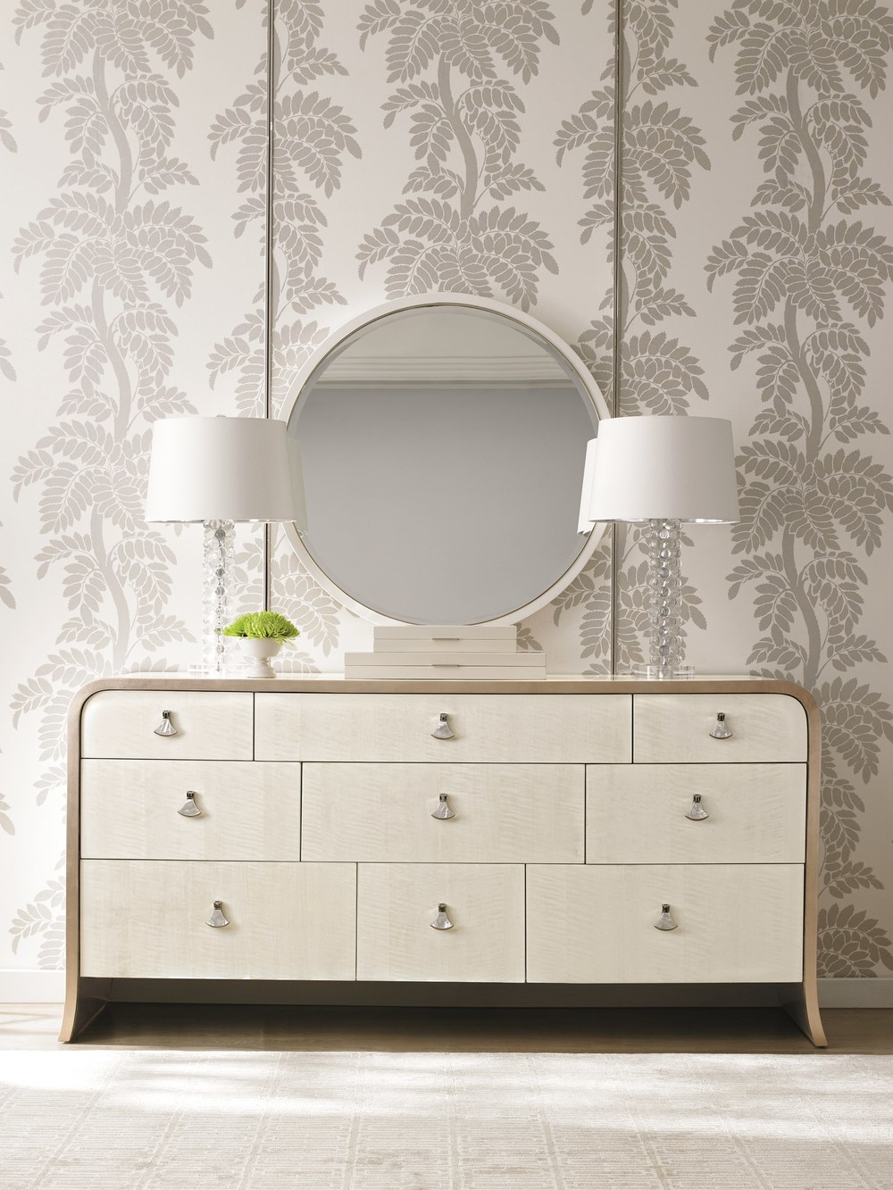 Caracole - The Post Is Clear King Bedroom Set